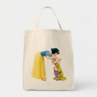 Snow White Kissing Dopey on the Head