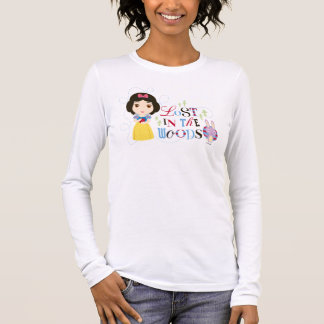 Snow White   Lost in the Woods Long Sleeve T-Shirt