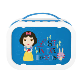 Snow White | Lost in the Woods Lunch Boxes