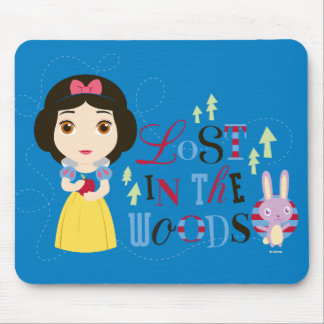 Snow White | Lost in the Woods Mouse Pad