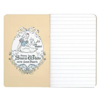 Snow White | Lovely Little Songbird Journal