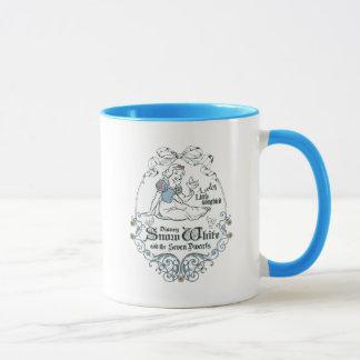 Snow White | Lovely Little Songbird Mug