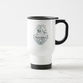 Snow White | Lovely Little Songbird Travel Mug