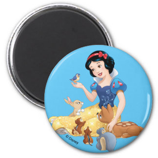 Snow White | Make Time For Buddies Magnet