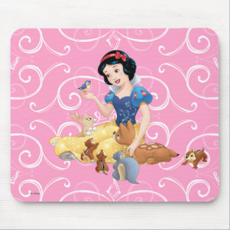Snow White | Make Time For Buddies Mouse Pad