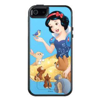Snow White | Make Time For Buddies OtterBox iPhone 5/5s/SE Case