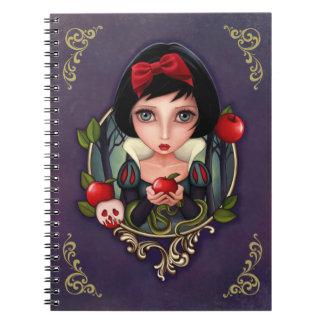 Snow White Notebooks