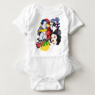 Snow White | One Bite Baby Bodysuit