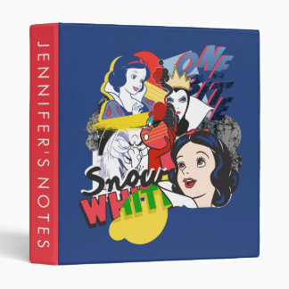 Snow White | One Bite Binders