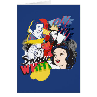 Snow White | One Bite Card