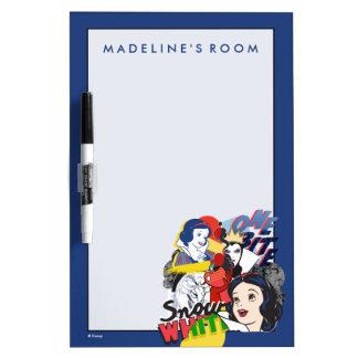 Snow White | One Bite Dry Erase Board