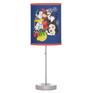 Snow White | One Bite Table Lamp