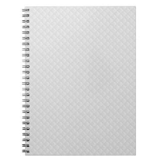 Snow White Quilt Pattern Notebook