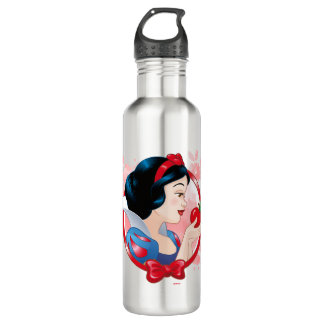 Snow White | Red Apple And Bow 710 Ml Water Bottle