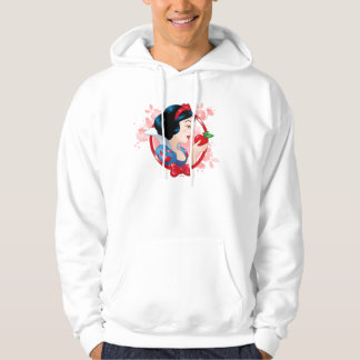 Snow White | Red Apple And Bow Hoodie