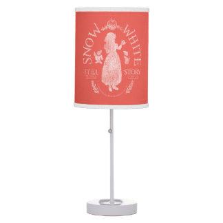 Snow White | Still The Fairest Desk Lamp
