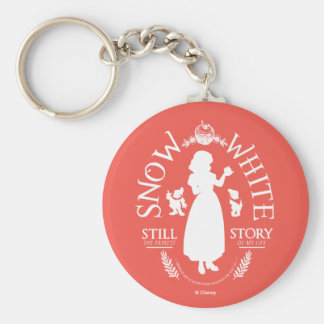 Snow White | Still The Fairest Keychain