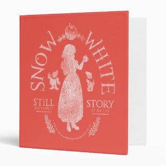 Snow White   Still The Fairest Vinyl Binders