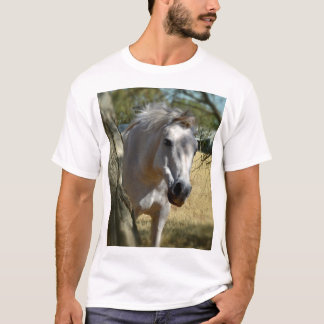 Snow White The Horse,_ T-Shirt