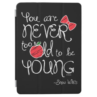 Snow White | You Are Never To Old To Be Young iPad Air Cover