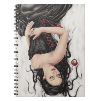 Snow Whites Fall Notebook