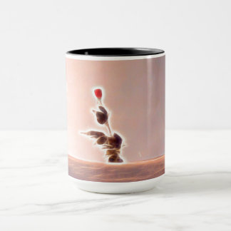 Snow will never kill my Rose Collection Mug