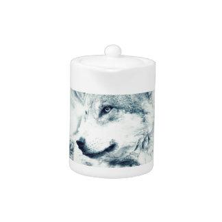 Snow Wolf...