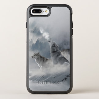 Snow Wolf OtterBox Symmetry iPhone 8 Plus/7 Plus Case