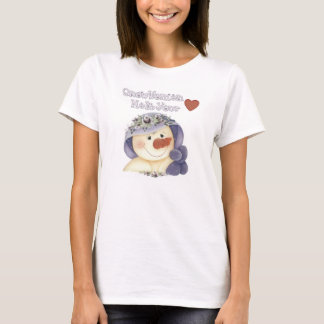 Snow Women Melt Your Heart T-Shirt