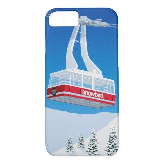 Snowbird Ski iPhone 8/7 Case