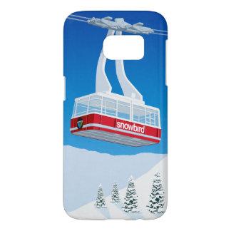 Snowbird Ski Samsung Galaxy S7 Case