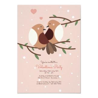 Snowbirds Invitation
