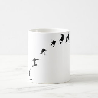 Snowboard 360 coffee mug