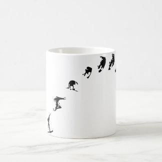 Snowboard 360 coffee mug