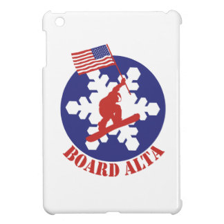 Snowboard Alta Cover For The iPad Mini