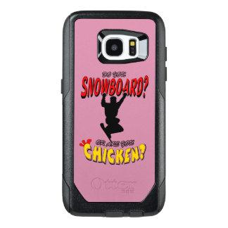 SNOWBOARD CHICKEN 2