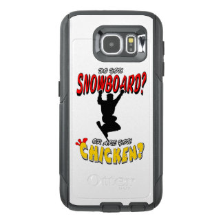 SNOWBOARD CHICKEN 2