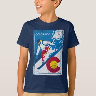Snowboard Colorado T-Shirt