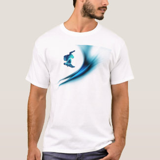 Snowboard Design Men's T-Shirt