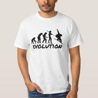 Snowboard Evolution T-Shirt