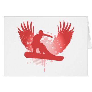 snowboard : hi-fi : card