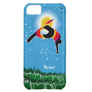 Snowboard iPhone 5 C Case
