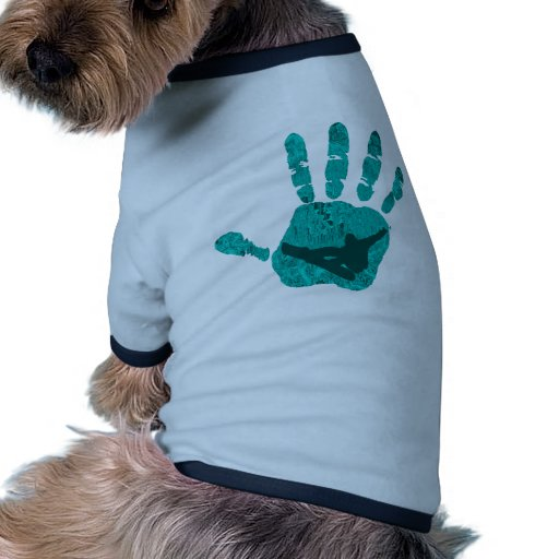Snowboard Jan. Frost Doggie Tee Shirt
