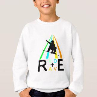 Snowboard Jump R+R Sweatshirt