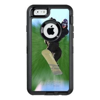 Snowboard OtterBox Defender iPhone Case