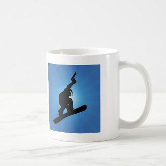 Snowboard Outlaw Coffee Mug