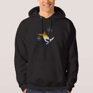 snowboard shadow hoodie