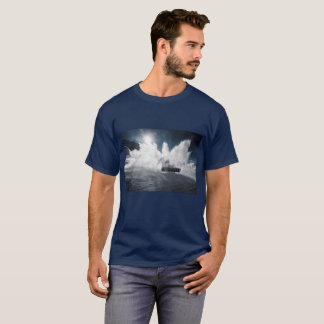Snowboard Snow Fly T-Shirt