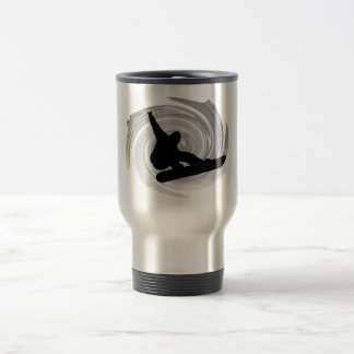 SNOWBOARD THE HAZE STAINLESS STEEL TRAVEL MUG