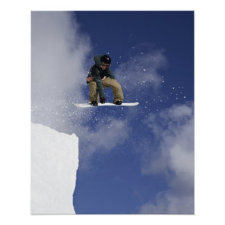 Snowboarder 2 poster